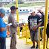 Entregan información ilustrativa sobre el dengue en el puerto de Formosa