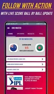 Live Cricket Score App With Admin Panel (Paid App) - APKDevlop