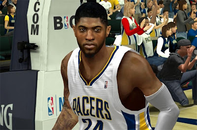 NBA 2K13 Paul George Eastern Conference Finals Update