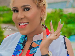 Revealed: Nollywood Actress Shan George Talks About Her Life Beyond Nollywood
