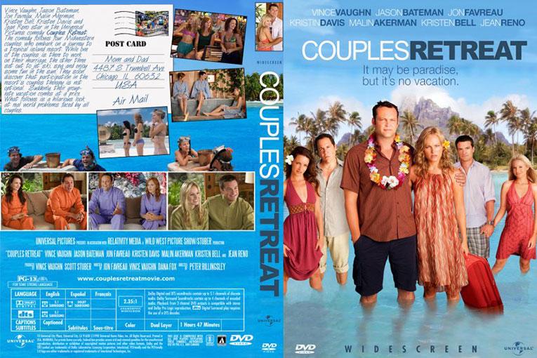 Couples Retreat (2009) 720p BrRip [Dual Audio] [Hindi 5.1+English]