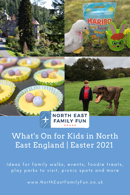 What's On for Kids in North East England | Easter 2021