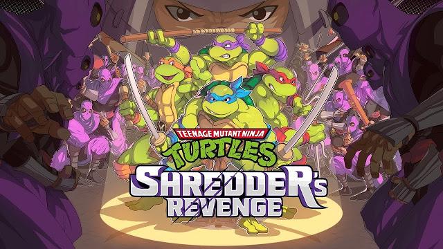 Teenage Mutant Ninja Turtles: Shredder's Revenge é anunciado, confira o trailer