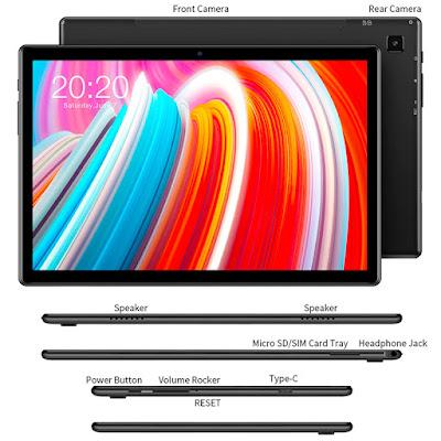 Teclast M4 Tablet