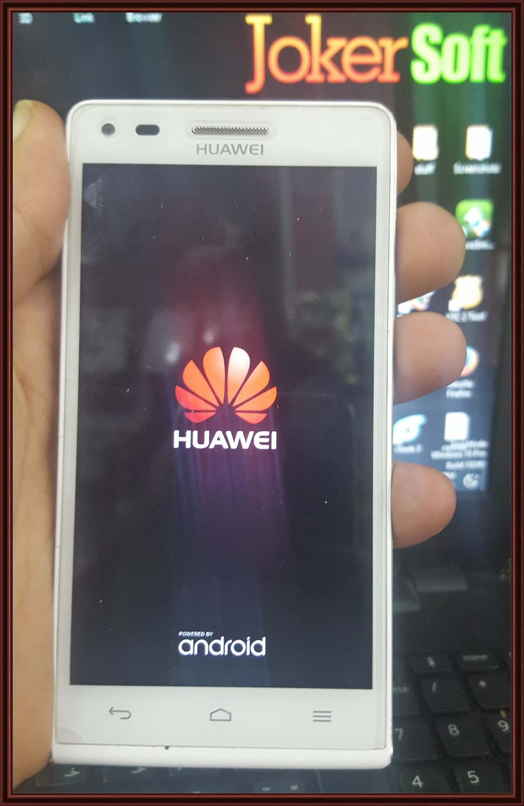 Huawei G630 U10 Recovery Image Verify Failed