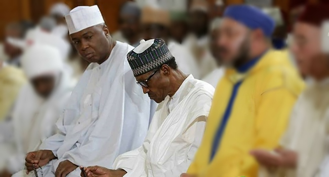 I'm 'fighting' Buhari because after spending over N10bn in 2015, he refused to 'reward' me – Saraki Cry Out