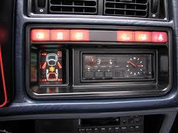 Контрольная лампочка пристегивания ремней безопасности на ford sierra
