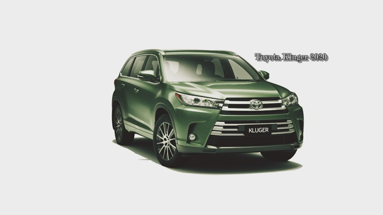 2020 Toyota Kluger Review Specs And Price