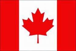 La bandera nacional de Canadá