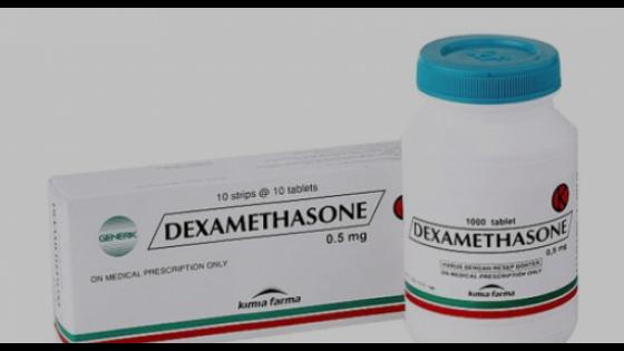 Dexamethasone, Obat covid-19