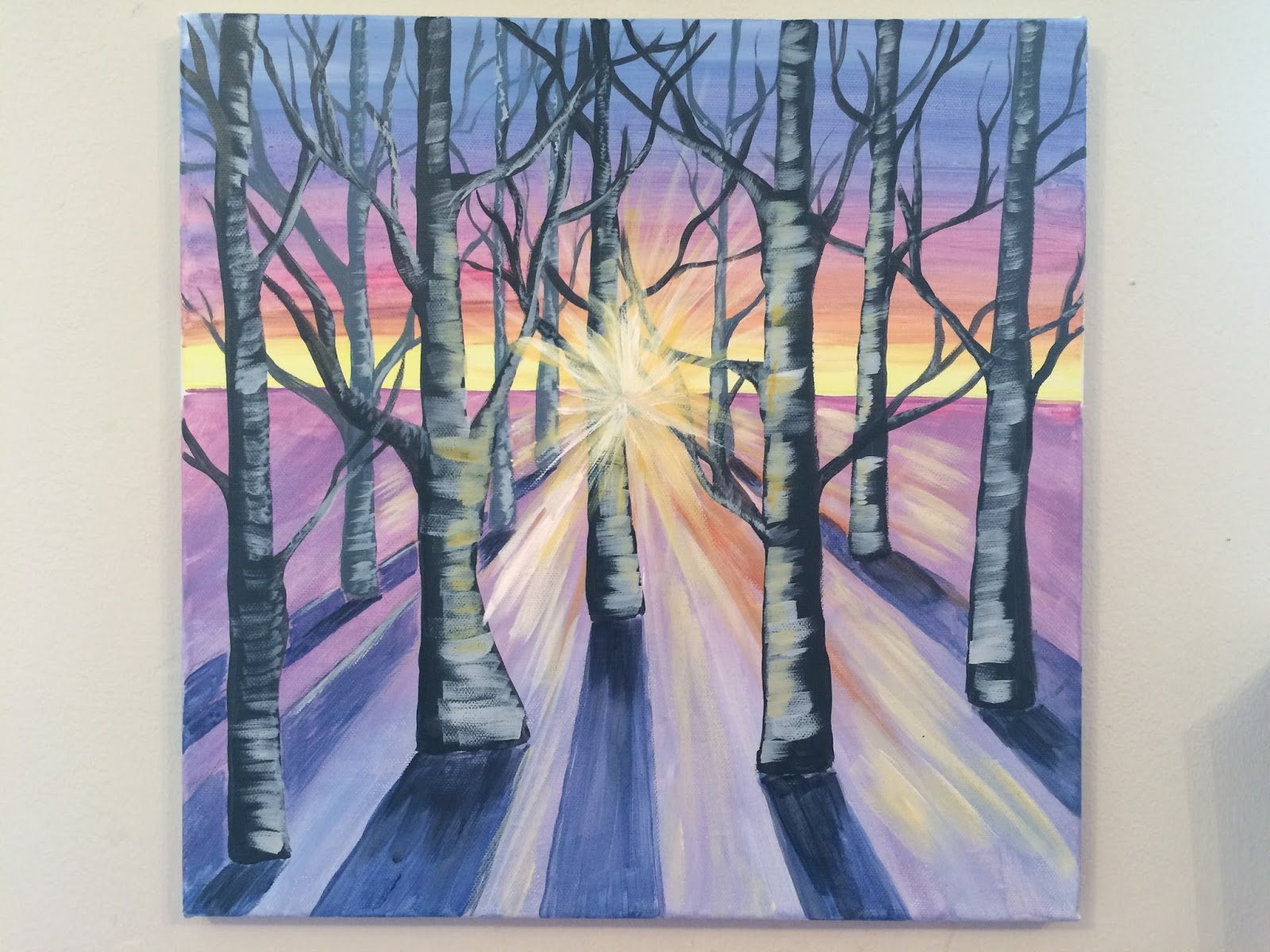 acrylic painting tutorial by the art sherpa along with cheap art