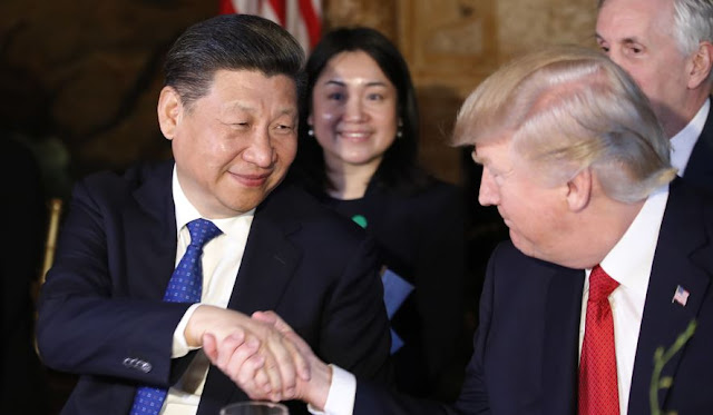 ئاڵوگۆڕی بازرگانی نێوان چین و ئەمریکا زیادی کردووە