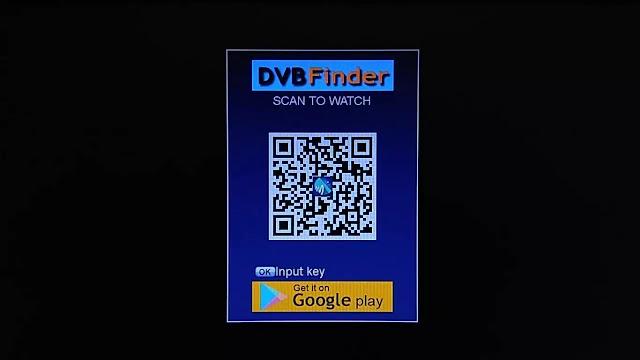 cara memasukkan bisskey dengan DVBfinder