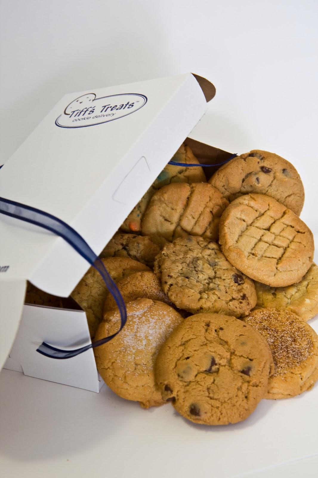Tiff's Treats Celebrates 16 Years in Business | HankOnFood.com