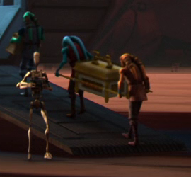 ark of the covenant in the clone wars