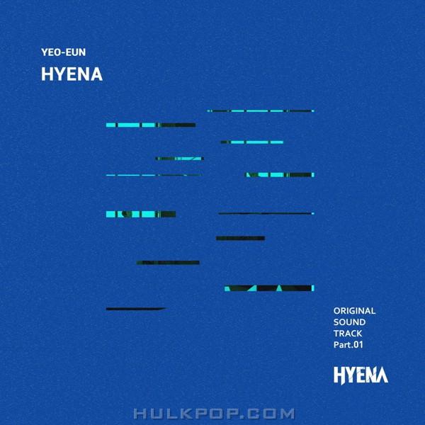 YEOEUN – Hyena OST Part.1