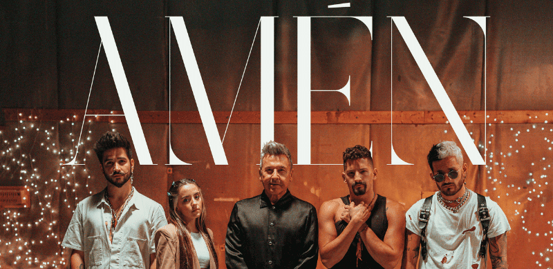 "Latin Artists Release ""Amén"" and amass 30 Million Youtube views in One Week"