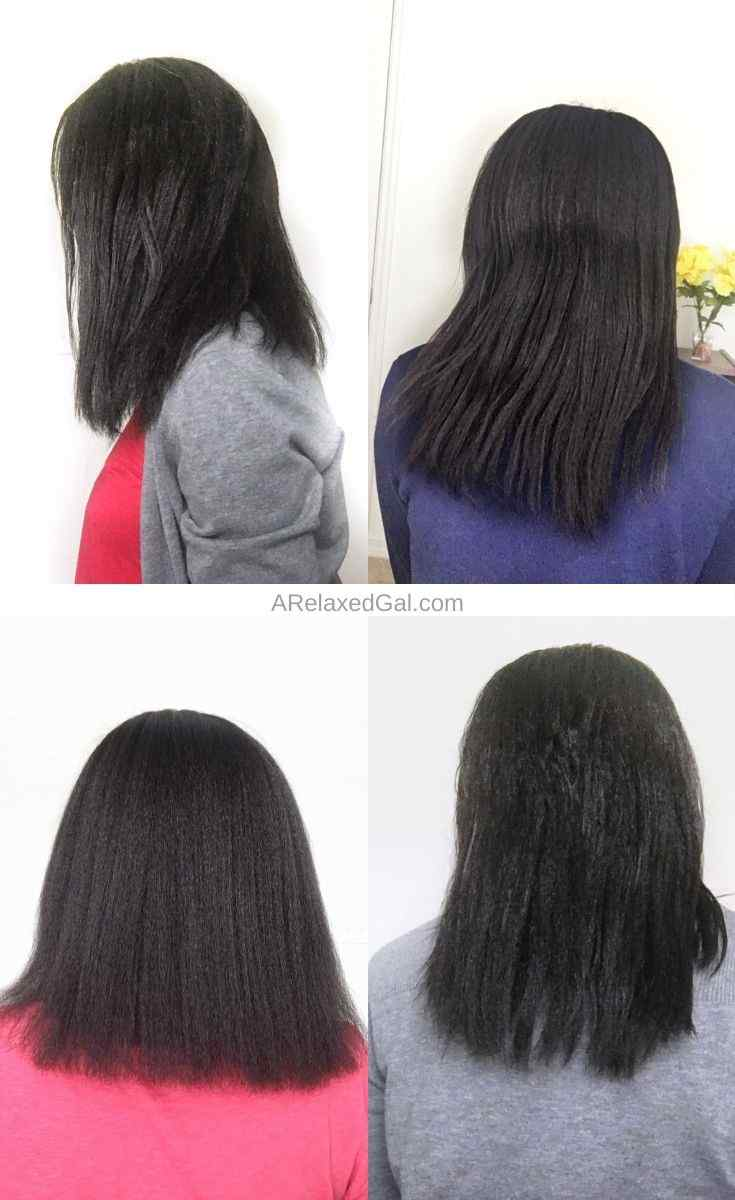 Caring For Hair Before A Relaxer Touch-up | A Relaxed Gal