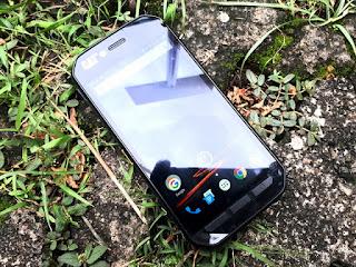 Hape Outdoor Caterpillar Cat S41 Seken Mulus RAM 3GB ROM 32GB No Playstore