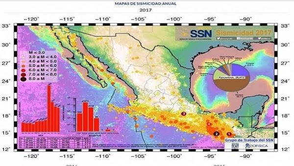 ALERTAS: se han registrado 2 sismos atipicos en saltillo coahuila en menoa de 4 dias.