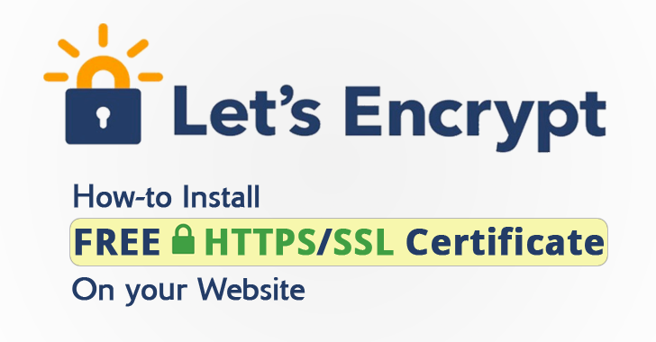 How-to-Install-Lets-Encrypt-SSL-Certificate