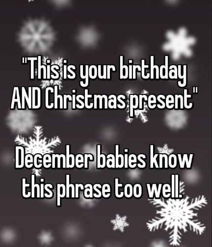 Best Birthday Wishes for December