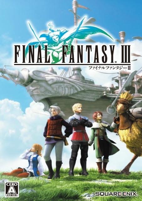 DETONADO - Final Fantasy III
