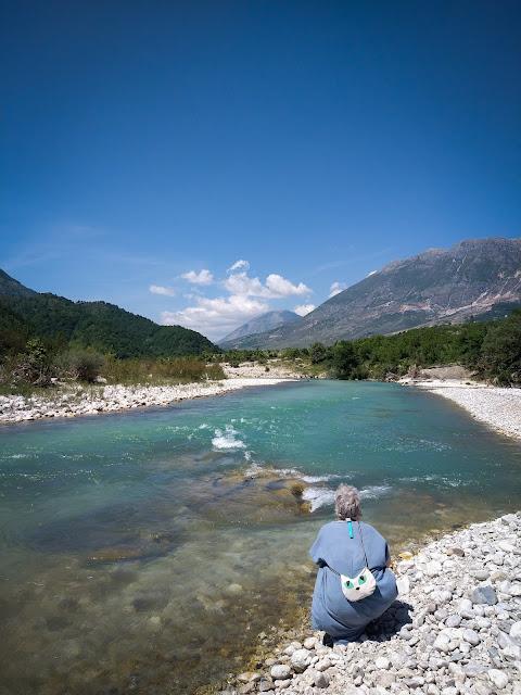 Scouting Drinos River, Albania