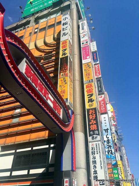 barrio rojo de Kabuzicho en Tokio