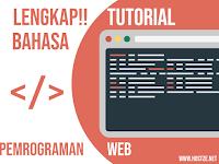 Tutorial Bahasa Pemrograman Web Lengkap!