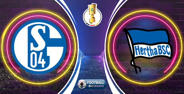 Schalke 04 vs Hertha BSC – Highlights