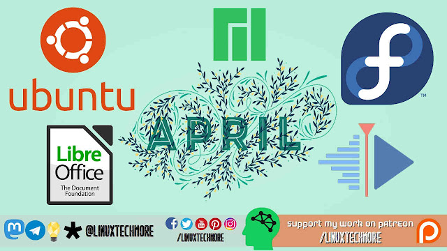 April the month of Linux releases and open source updates