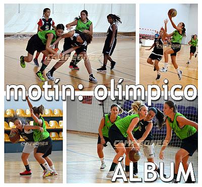 Baloncesto Aranjuez Olímpico Toledo