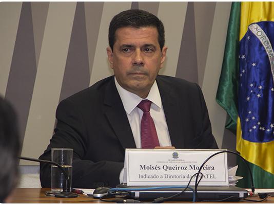 COMISSÃO DE INFRAESTRUTURA DO SENADO APROVA MOISÉS MOREIRA PARA O CONSELHO DIRETOR DA ANATEL