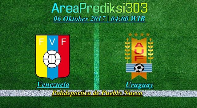 Prediksi Skor Venezuela vs Uruguay