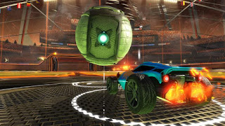 Rocket League - Revenge of the Battle-Cars (DLC) (PC) 2015