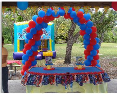 formas bonitas de decorar las fiestas in