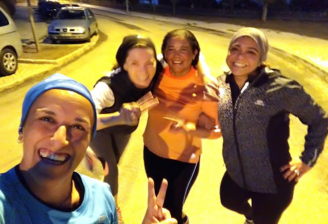 Correr ou praticar running armazem de ideias ilimitada atletas guerreiras treino