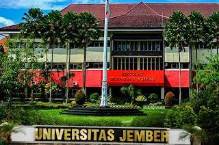 Universitas Jember – Daftar Fakultas dan Program Studi