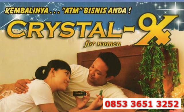 Daftar menjadi Distributor Crystal X