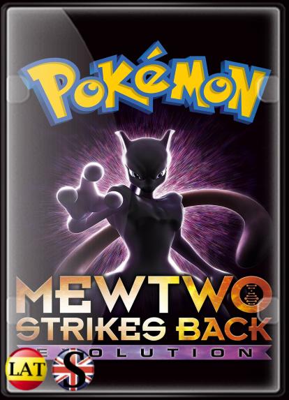 Pokémon: Mewtwo Contraataca: Evolución (2019) WEB-DL 1080P LATINO/INGLES
