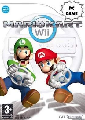 Mario Kart Wii (Juego) Para PC Full Español