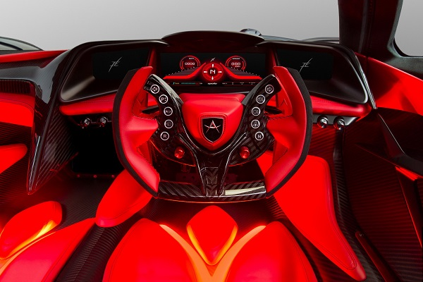 Interior Apollo Intensa Emozione