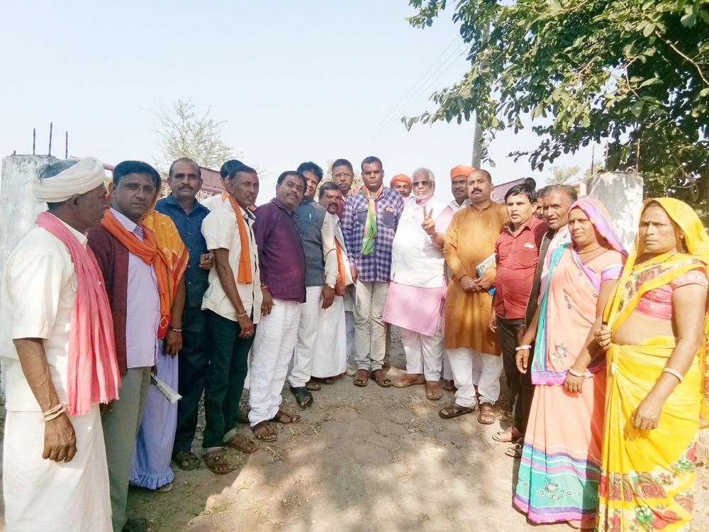 झाबुआ कल्याणपुरा ग्राम पंचायत लोहारिया के कांग्रेस सरंपच ने भाजपा की सदस्यता ग्रहण की-Gram-Panchayat-Congress-Sarpanch-of-Loharia-got-BJP-membership