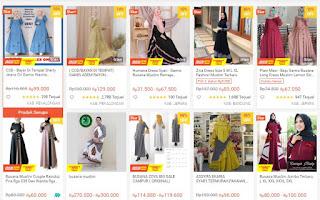 Jualan Online yang Laris Pakaian