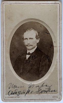August Friedrich Karl Julius von Haeften