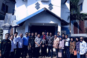 Komisi II DPRD Parepare Kunjungi Asrama Hipmi Pare