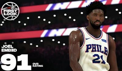 Center Terbaik di NBA