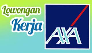 Lowongan Kerja Terbaru 2016 di Lampung AXA Group Indonesia
