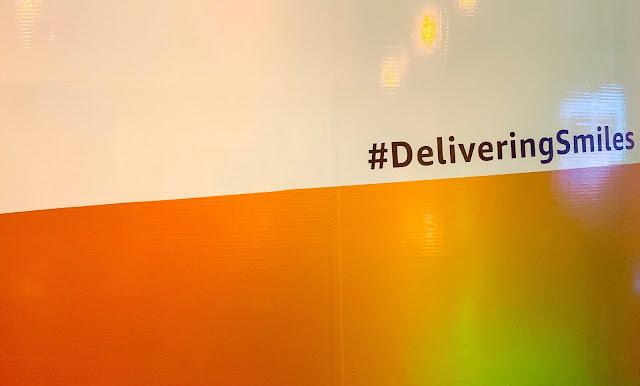#DeliveringSmiles